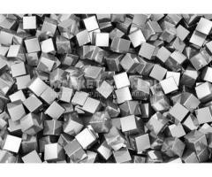 Подам никель - металл и аноды