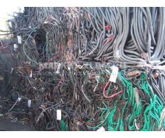Регулярно требуется лом кабеля
