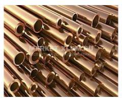 Продам трубы бронзовые