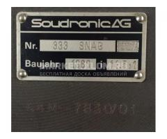 Soudronic vaak-50 Судроник, инструмент 65,52,46