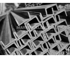 Продам черный металл. Уголок, швеллер Ст3, 09г2с. Цена от 35р/кг