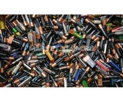 Опасные отходы в Перми, батарейки