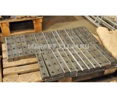 Закупаем рельсы Р24 б/у - 60 тонн, накладки Р24, подкладки Д24