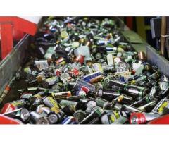 Пункт приема опасных отходов в Тольятти