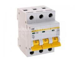 Автоматический выключатель Э16В