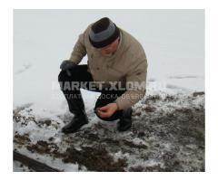 Геологическая разведка месторождений сапропеля и торфа