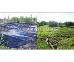 Технические проекты рекультивации земель и отвалов