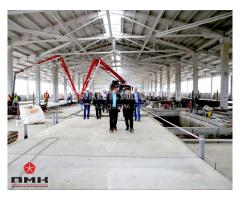 Завод «ПМК» изготовит металлоконструкции от проекта до монтажа