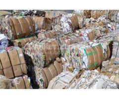 Покупка макулатуры и отходов