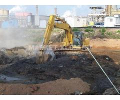Расчистка территорий, рекультивация, вывоз на утилизацию
