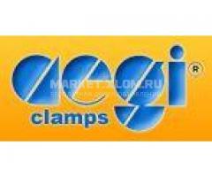 Крепления для трубопроводов  (tube clamps) AEGI