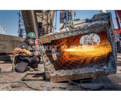 Выкуп, демонтаж металлоконструкции