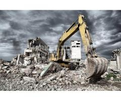 Демонтаж, снос, разбор зданий