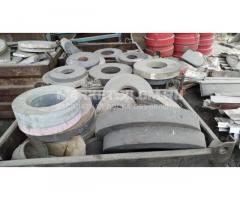 Предлагаем бой, отходы абразивных кругов на бакелитовой и керамической связке.