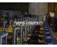 Линия по производству швеллеров и уголков
