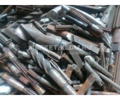 Быстрорез, лом инструментальных сталей, Р6М5, ВК-ТК, Металлорежущий инструмент