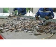 Покупаем быстрорезы, твердосплавы, вольфрам, молибден, нержавейку, свинец и олово