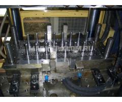 Прессформа для изготовления ПЭТ преформ 42 гр BPF 16 гнезд