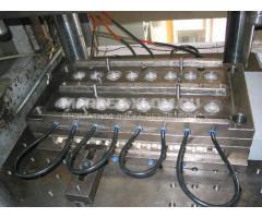 Прессформа для изготовления Пробка масло 2-х компонентная, 16 гнезд