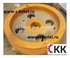 Шкив дробилки ДДЗ-4 и запчасти