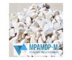 Мраморный щебень со склада в Москве