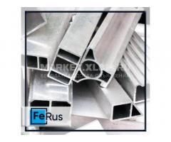 Профиль алюминиевый от 4 до 1000 мм