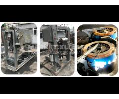 Оборудование по восстановлению грузовых шин методом горячего прессования
