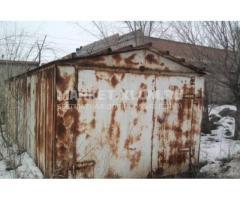 Металлические гаражи, покупка,вывоз, демонтаж