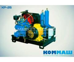 Установка компрессорная высокого давления КР-25