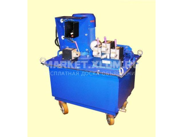 Устройства для монтажа силовых трансформаторов НСП 400/5,5+4ДГ-100В У1, НСП 400/5,5+4ДГ-200М У1 - 1/1