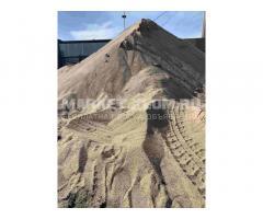Песок намывной сеяный, щебень 20-40, щебень 5-20 доставка