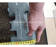 Требуется изготовление изделий из чугуна - партия 1000 шт.